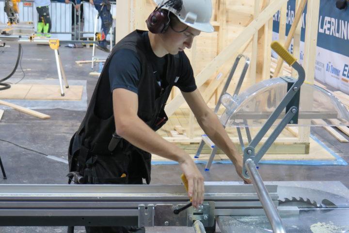 Hva gjør en tømrer