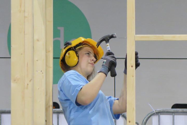Jenter – byggenæringen trenger dere!